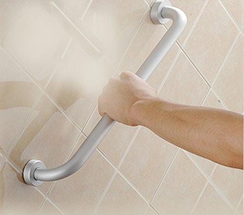 Armrest Bagno per disabili Alluminio Spazio corrimano Vasca da Bagno WC WC Slittamento Sicurezza Maniglia per Gli Anziani