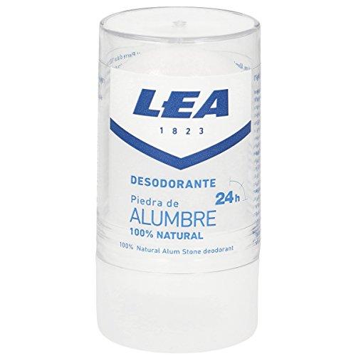 LEA desodorante piedra de alumbre barra 120 gr