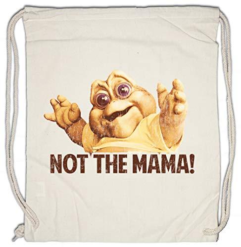 Urban Backwoods Not The Mama! Turnbeutel Sporttasche