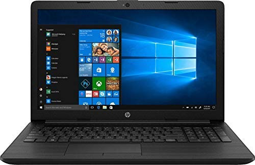 HP Premium 15.6'' HD Display Laptop PC, AMD A6-9225 2.6 GHz, 4GB DDR4 RAM, 1TB Hard Drive USB 3.1, AMD Radeon Graphics, WiFi, HDMI, Webcam, Bluetooth, Windows 10