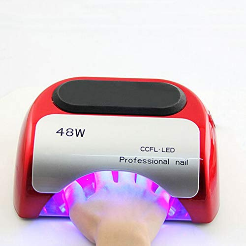 Vernis à ongles Gel Art Tools Professional 48W LED UV Lamp Light 110-220V Nail - (En stock)