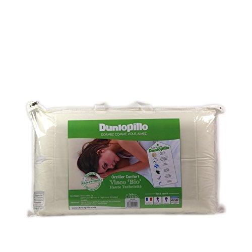Dunlopillo Visco Bio Kopfkissen weiß 33x 60cm