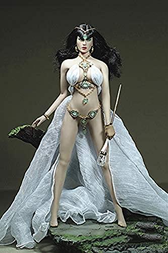 Ropa de muñeca a Escala 1/6, Figura Femenina, Juego de Diosa de ensueño para 12 Figuras de Phicen Tbleague-S07/08/09