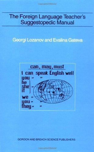 Foreign Language Teacher'S Sug
