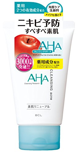 CLEANSING RESEARCH(クレンジングリサーチ) 薬用アクネ ウォッシュ