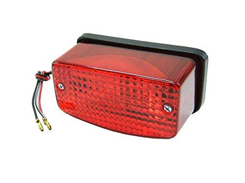 Rücklicht (Originalform mit E-Prüfzeichen) EAN: 4043981004229 für Honda