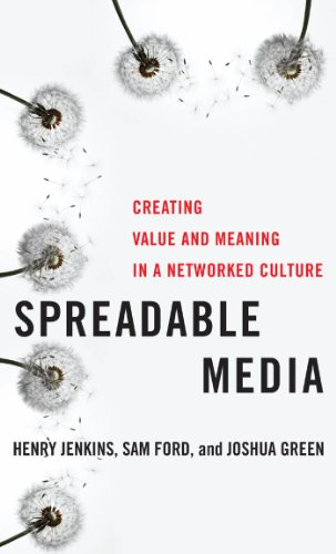 Image of Spreadable Media: Creating Value and Meaning in a Networked Culture (Postmillennial Pop)