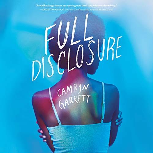 Full Disclosure audiobook cover art