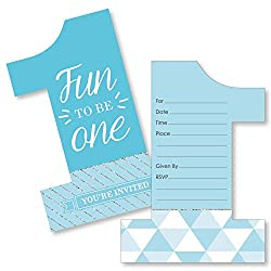 Best 1 Year Old Boys Party Invitations