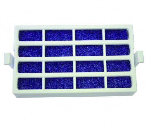 Luftfilter / Hygienefilter HYG001 inklusive Timestrip-Verschleißanzeiger, Universal für alle Bauknecht und Whirlpool Kühlgeräte mit einem integrierten Hygiene+ Filter
