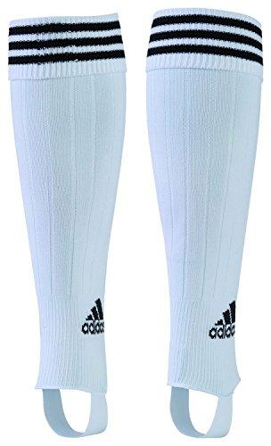 Adidas Stutzenstrümpfe für Jungen, Herren, 611141, Weiß / Schwarz, 43-45