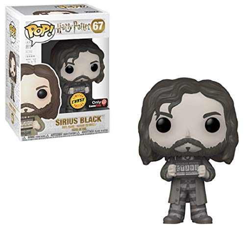 Funko POP! Harry Potter: Sirius Black Exclusivo
