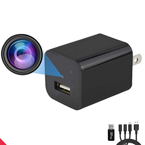 Spy Camera Charger,Masalmbo - Hidden Camera - HD 1080P - Best Spy Camera - USB Charger Camera - Hidden Spy Camera - Hidden Nanny Cam - Mini Spy Camera - Hidden Cam - Surveillance Camera Full HD