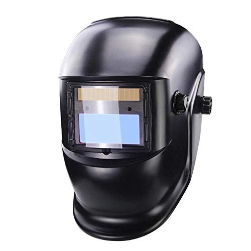 Careta soldar automatica profesional Solar de oscurecimiento automático de soldadura eléctrica Casco...