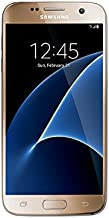 Samsung Galaxy S7 32GB G930A - AT&T Locked - Gold Platinum (Renewed)