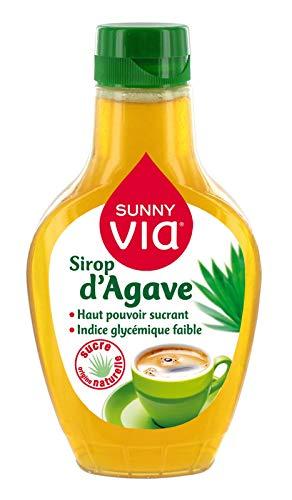 Sirope de agave sunny via 350 g.