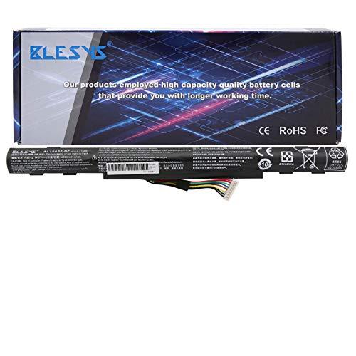 BLESYS 4-Zellen Akku AL15A32 Kompatibel mit Laptop Akku Acer Aspire E5-473G E5-573G E5-553G E5-772G E5-773G E5-772G Notebook Akkus
