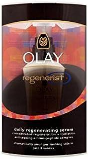 オーレイリジェネ血清(無香料)(50ミリリットル) x4 - Olay Regenerist Serum (Fragrance Free) (50ml) (Pack of 4) [並行輸入品]