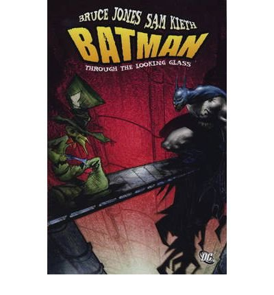 (BATMAN) BY [JONES, BRUCE](AUTHOR)HARDBACK