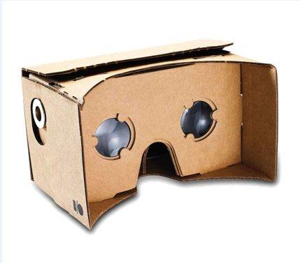Best Review Of Google Cardboard Kit DIY