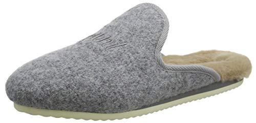 GANT Footwear Damen Lazy Pantoffeln, Grau (Lt.Gray Melange G843), 36 EU