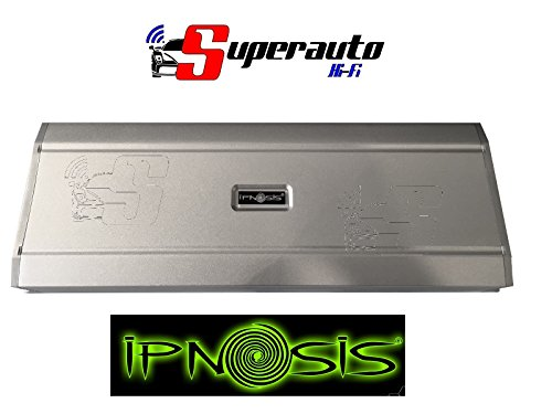 Amplificador Ipnosis IPA k75.4Digital 4Canales Full Range 480W RMS Hi Fi Car Coche