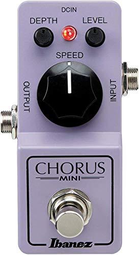 Ibanez Mini Chorus Guitar Pedal