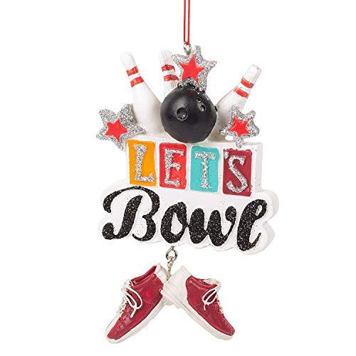 Midwest-CBK Let's Bowl Ornament