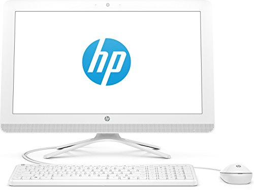 "2019 Novo HP 22 All-in-One PC Full HD 21,5"" Intel Celerion G4900T Intel UHD Graphics 610 1TB HDD 4GB SDRAM DVD Privacy Webcam Serenity Mint"