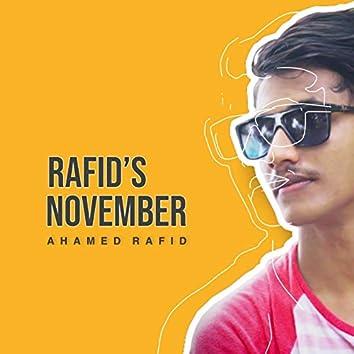 Rafid's November