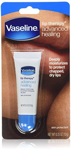 Vaseline Lip Therapy Advanced Healing 0.35 Oz (Pack of 6)