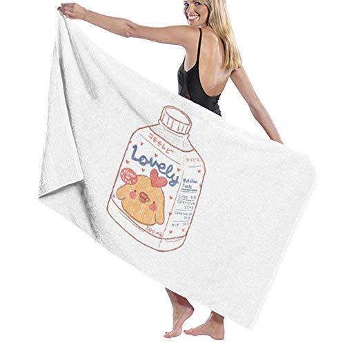 U/K Drink Series - Toalla de baño de secado rápido
