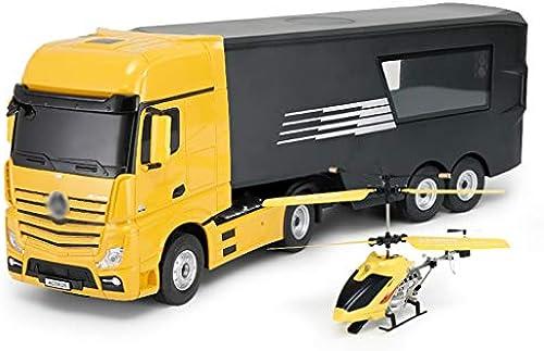Auto Fernsteuerungsauto-Beh er-LKW-Hubschrauber-gesetzte Plastikkinderspielwaren