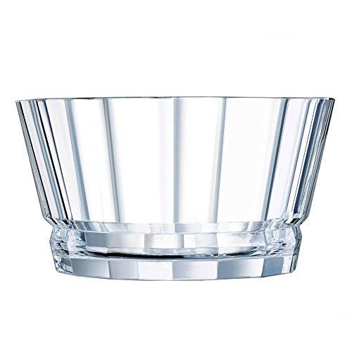 Cristal d'Arques L8168 Saladier, Cristallin, Transparent, Taille Unique