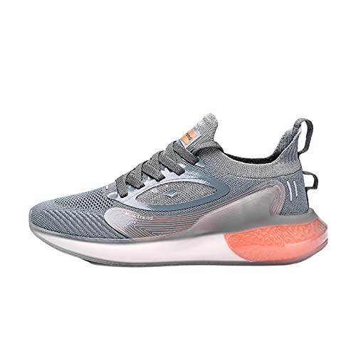N\C 2021 nuevas zapatillas de deporte de verano de malla transpirable zapatos para correr palomitas de maíz suave inferior de viaje zapatos de los hombres