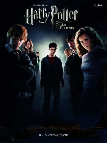 Harry Potter and the Order of the Phoenix: (Piano) by Nick Hooper (Composer) (3-Aug-2007) Sheet music