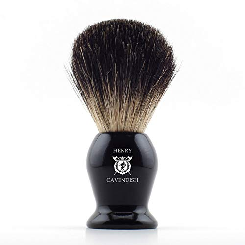 Digital Aid Henry Cavendish Gentleman's 100% Pure Badger Hair Shaving...
