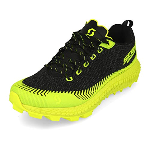 Scott Supertrac Ultra RC Black Yellow 45.5