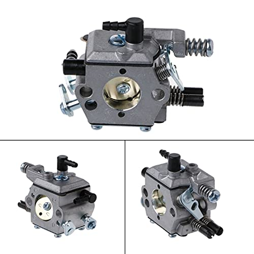 carzoon Cadena Saw Carburetor 4500 5200 5800 Carb 2 Stroke Motor 45cc 52cc 58cc (Color : A)