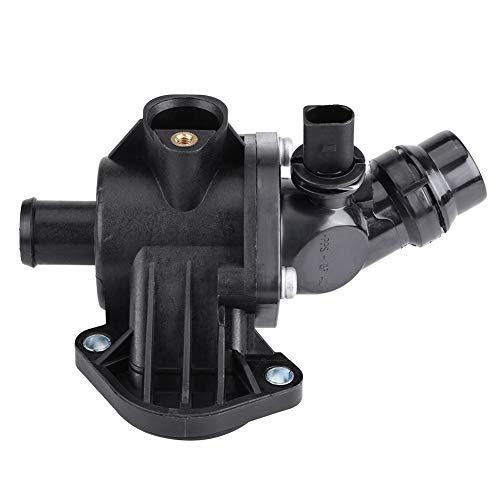 Thermostaat, Samfox motorkoelmiddel thermostaat behuizingsgroep compatibel met AU-DI A3 T-T PAS-SAT JET-TA 06F121111