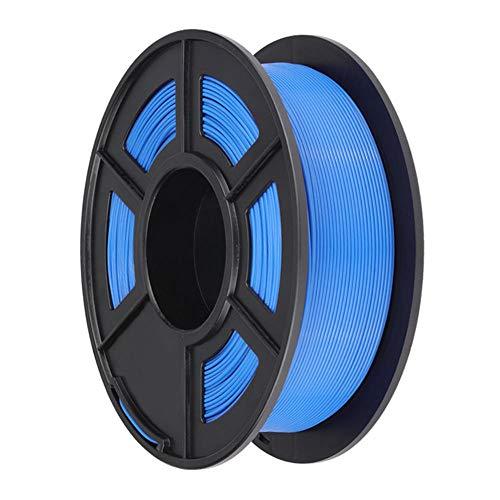 PLA-Filament 1,75 mm, 3D-Druckerfilament 1 kg bieten eine Vielzahl optionaler Farben-Blau 1