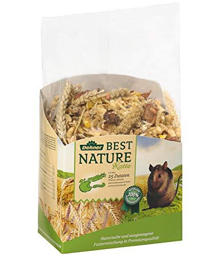 Dehner Best Nature Nagerfutter Adult, Rattenfutter, 2 kg