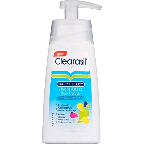 Clearasil nettoyage quotidien 150 ml