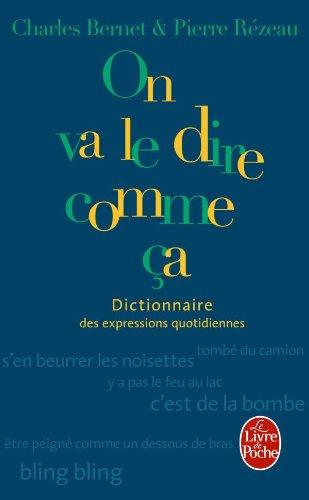 Dictionnaire des expressions quotidiennes