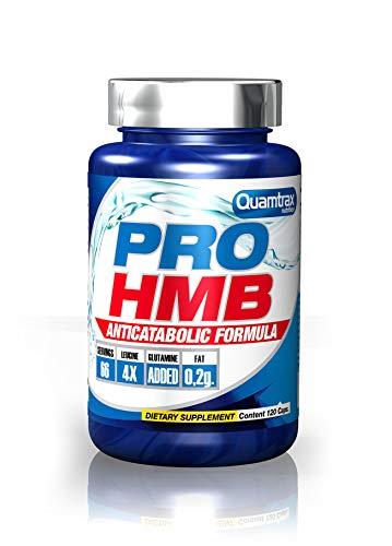 Quamtrax Nutrition Pro Hmb - 120 capsulas