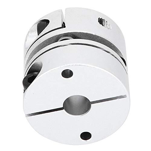 Abrazadera De Eje De Motor Apretado, Material De Aleación De Aluminio De Alta Precisión Acoplamiento De Eje Flexible Acoplador De Eje Super Torque Conveniente De Usar Para Bombas De Agua