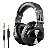 CLAW SM50 Professional Studio Monitoring DJ Headphones with 2 detachable cables