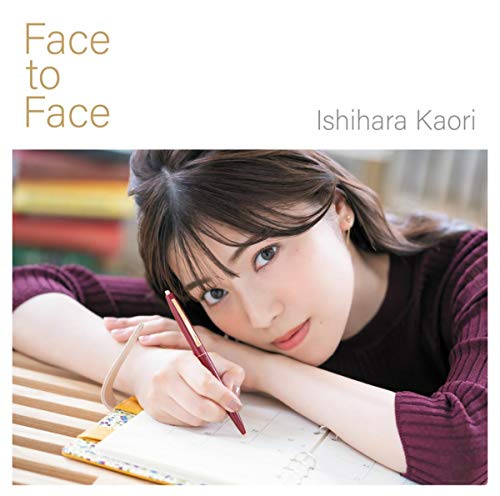 [Single]Face to Face – 石原夏織[FLAC + MP3]
