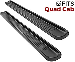 Ionic Factory Style (fits) 2004-2012 Chevy Colorado GMC Canyon Crew Cab Only Running Boards Side Steps (3800791048)