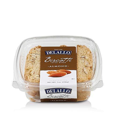 DeLallo Almond Biscotti 7 oz. (Pack of 4)